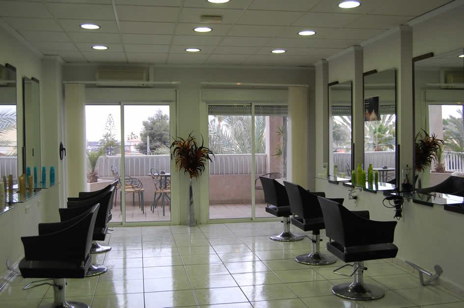 Hair beauty salon panache hair beauty quesada spain for Salon panache